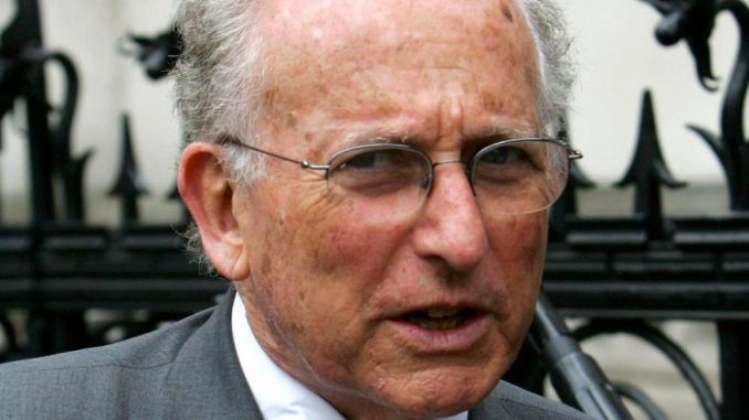Lord Janner: New Child Sex Abuse Claims Investigated By Scottish Police
