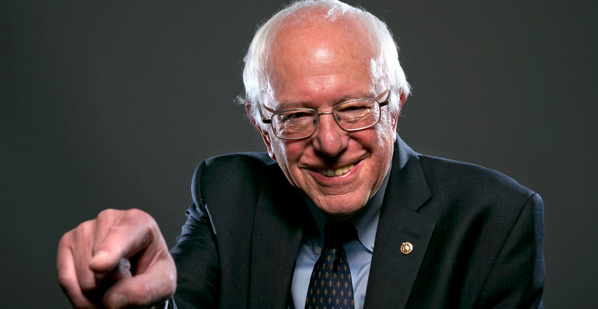 Bernie Sanders - supporter of DC as The 51st State