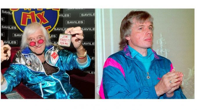 David Icke and Jimmy Savile