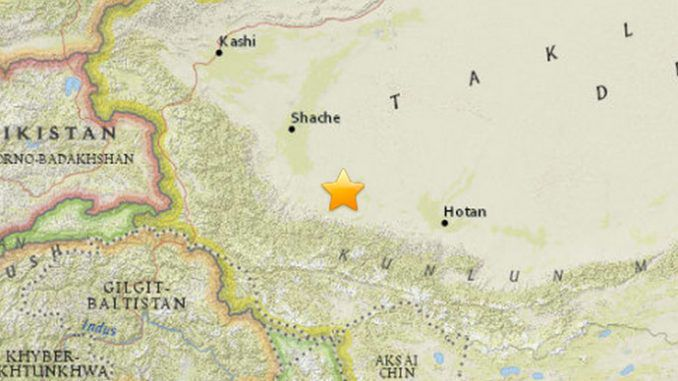 6.5 earthquake