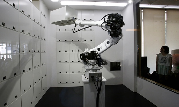 robot-operated