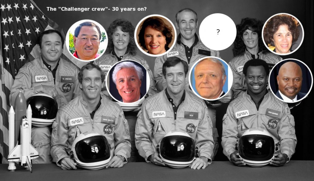 Challenger Space Disaster