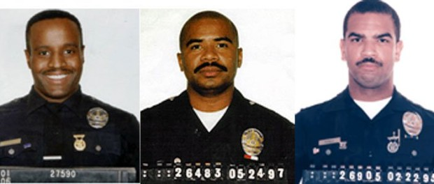 Death Row Records LAPD Patsies