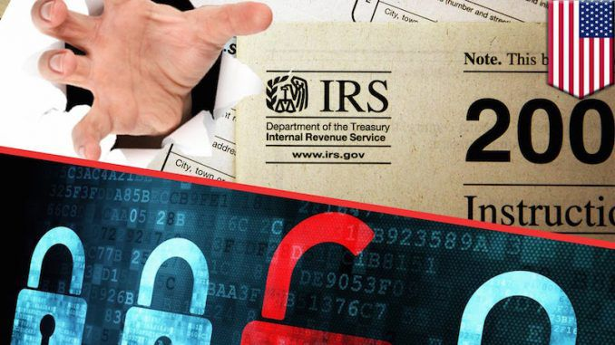 300,000 tax records have been hacked at the IRS