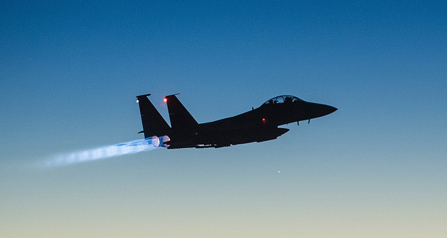 U.S. launch airstrikes against ISIS in Turkey