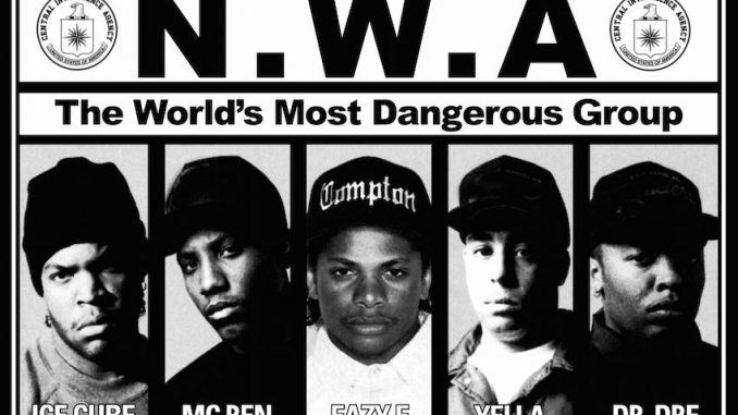 Straight outta Compton: did the CIA infiltrate rap music?