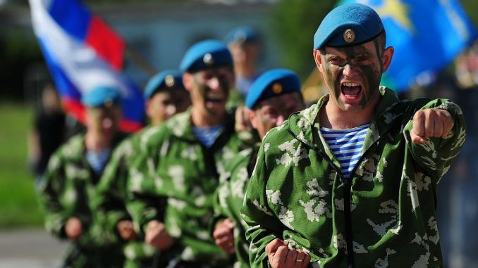 Russia offer Syria military help to fight terrorism