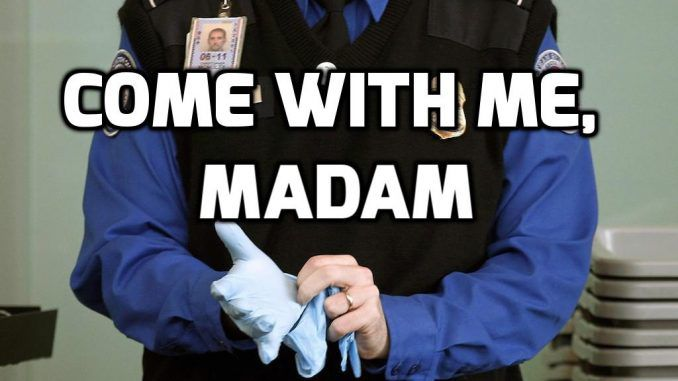 New York TSA agent sexually molested female student in airport bathroom