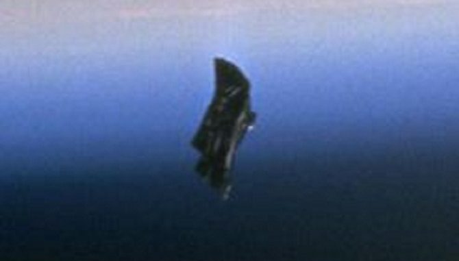 Infamous Quot Tesla Quot Black Knight Satellite Spotted On Live