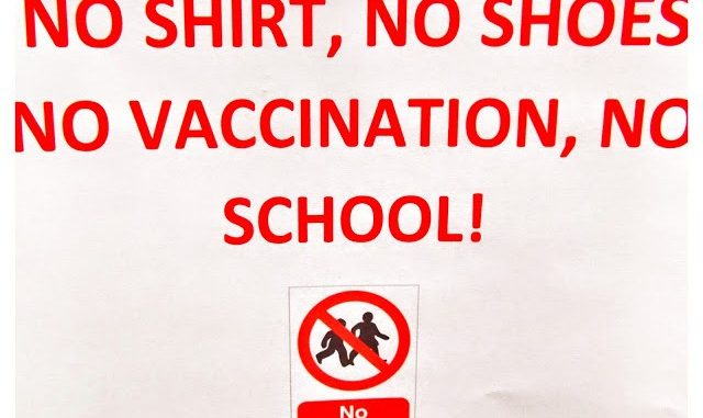 California mandatory vaccination law sees parents home schooling their children