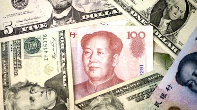 US China currency war looms