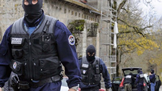 French intelligence say a 9/11 style attack using an airliner is imminent