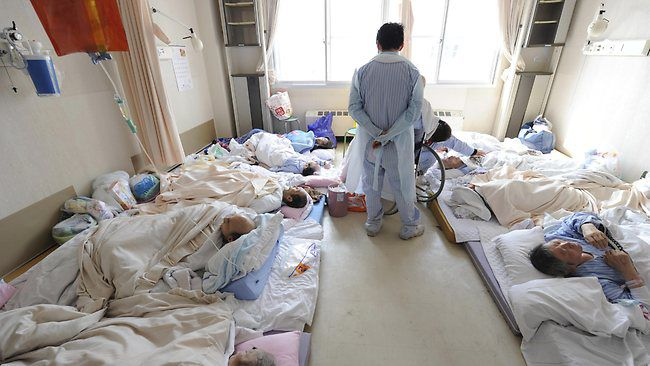 Thousands of dead Fukushima victims not being reported by the mainstream media