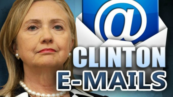 FBI raid Hillary Clinton's email server