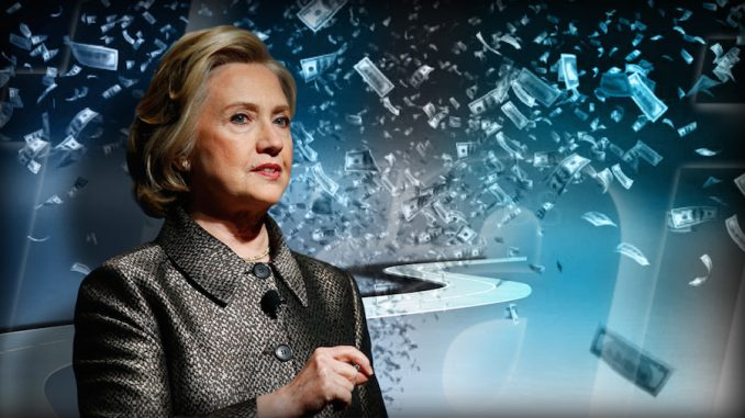Fox News revealed as one of Hillary Clinton's biggest donors