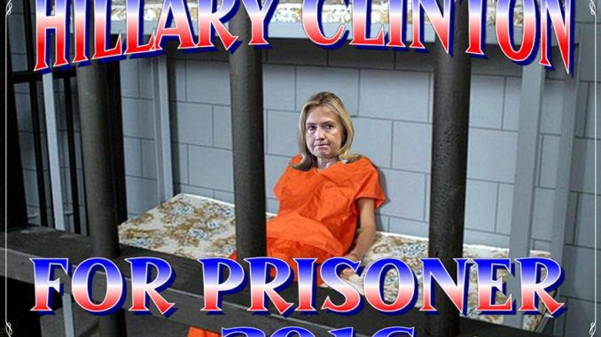 Hillary Clinton could be indicted says Dick Morris