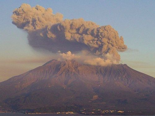 Japan nuclear plant on high alert as volcano eruption imminent