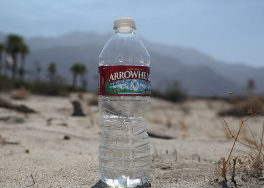 Nestle hire an official who granted them access to California's water supply