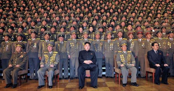 North Korea announce they will go to war with South Korea and attack them on Saturday