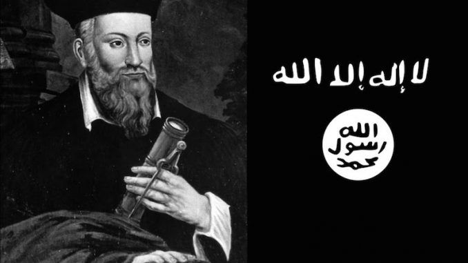 Did Nostradamus predict the rise of ISIS in the 16th century?