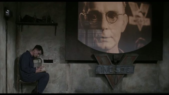 UK surveillance worse than Orwells '1984' novel