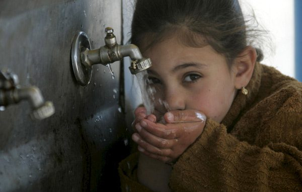 Palestinians dying of thirst due to Israeli imposed drought