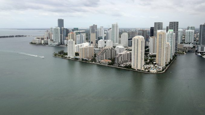 NASA say sea levels will rise by 3 feet by the end of the century