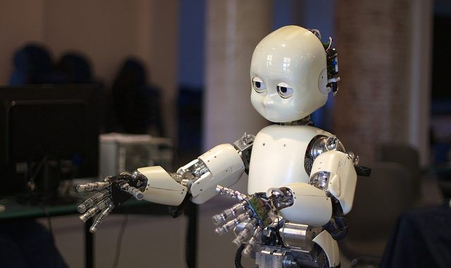 Robots reproduce without human assistance