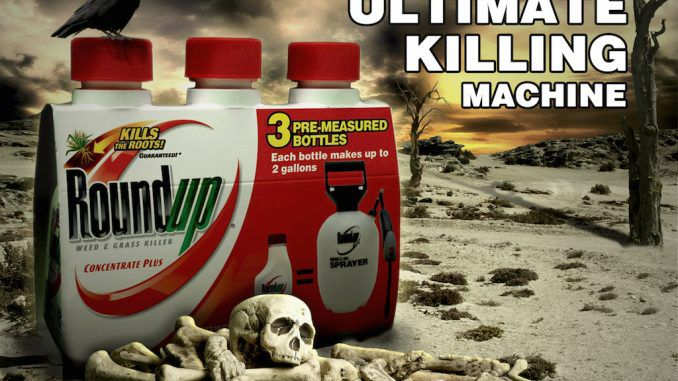 Monsanto's Roundup pesticide is linked to liver and kidney problems