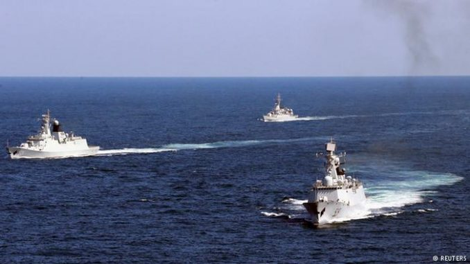 Russia and China to conduct military drills in Sea of Japan