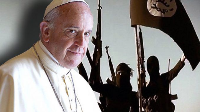 Pope Francis - ISIS