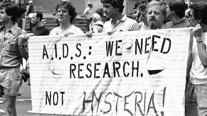 Scientists discover that HIV is not responsible for AIDS