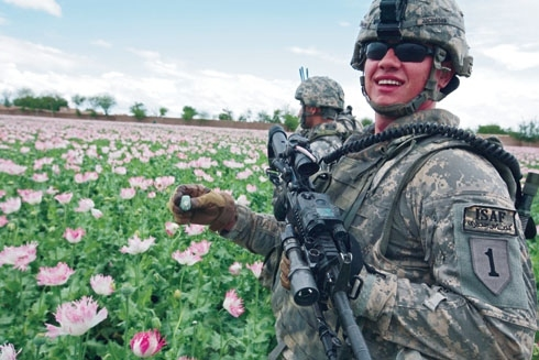 an Ex-CIA agent admits in court that they control the Afghanistan opium trade