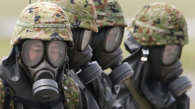 The US claim that ISIS have got chemical weapons