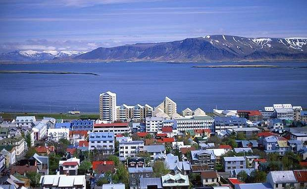 Icelands capital