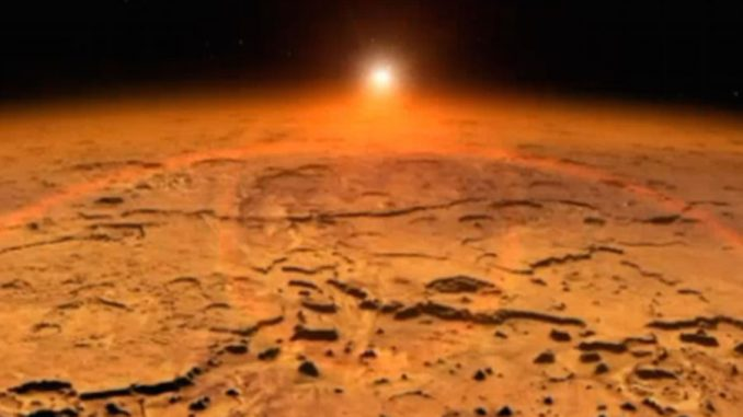 NASA say they have a major announcement to make about MARS next week
