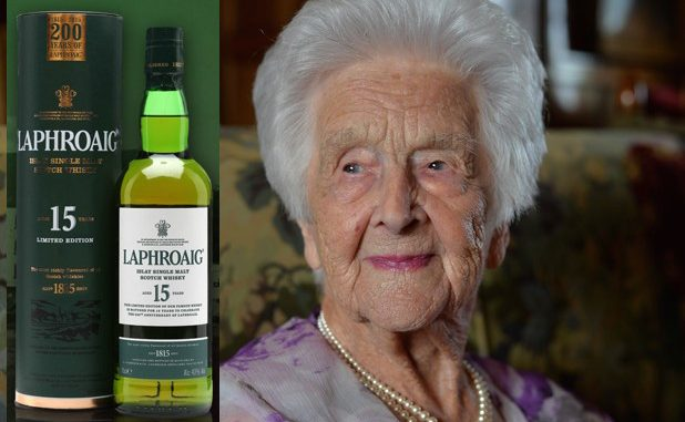 A 109-year-old woman describes the secret to old age