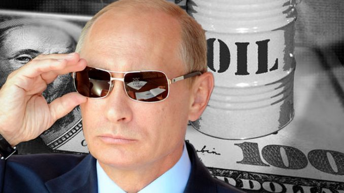 "Putin warns that it's time to ""dump the US dollar"""