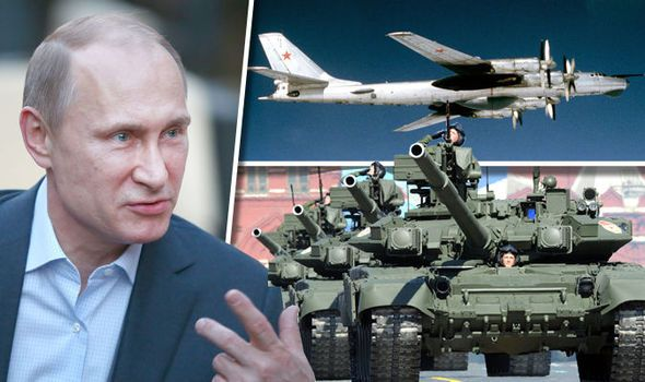 UK Must Prepare For War With Russia warns UK army chief