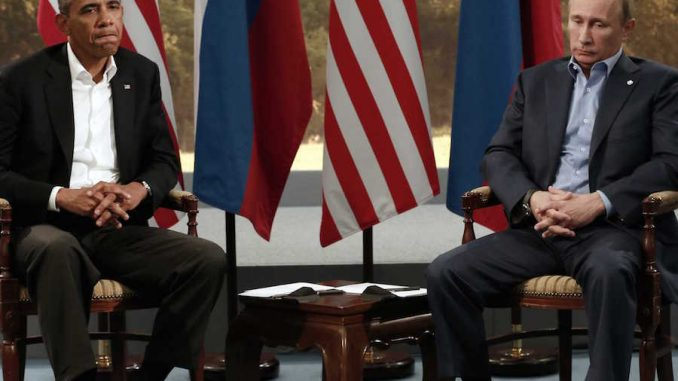 Russia and US military talks underway about taking action in Syria