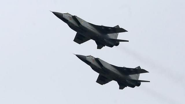Russia send military jets to Syria