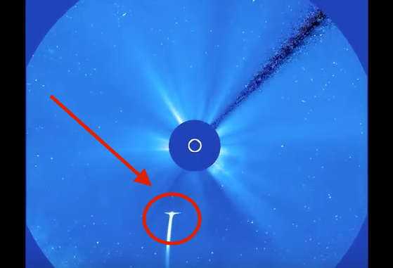 NASA has announced that the Solar and Heliospheric Observatory, or SOHO, which was launched in 1995 in conjunction with the European Space Agency, has discovered its 3,000th comet.