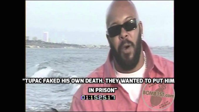 Former death row records boss Suge Knight admits on video that Tupac (2pac) Shakur is still alive and faked his own death