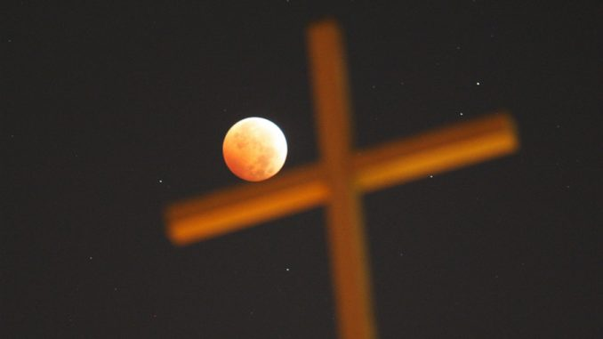 Mormons panic stockpile food and supplies ahead of the doomsday blood moon later this month - September 2015
