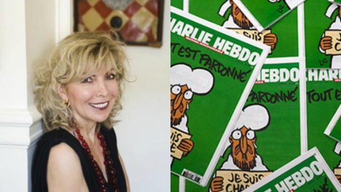 Charlie Hebdo widow says she will publish a book in January 2016 exposing the 'lies' surrounding the Paris attacks