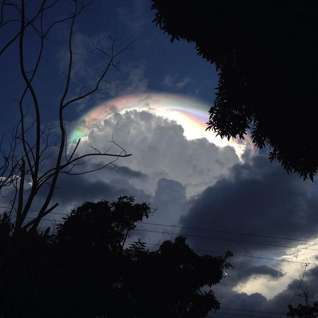 End of times cloud appears in Costa Rica