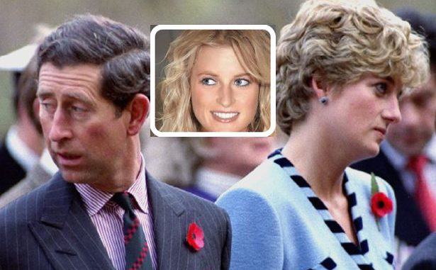 Princess Diana's secret daughter confronts Prince Charles accusing him of murdering her mother
