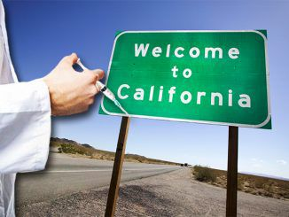 Anti-vaccination group submit signatures to repeal California's anti-vaccine laws