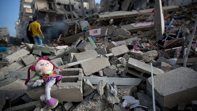 The UN say that Gaza will be inhabitable by 2020