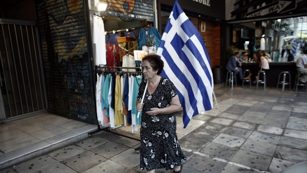 Greeks go to polls to vote in latest elections, with no end to austerity in sight